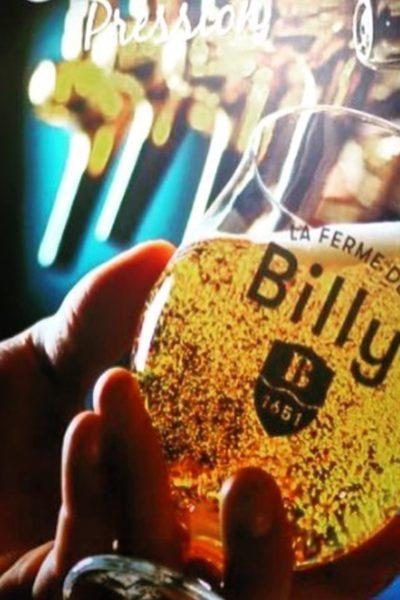 Cidre de la Ferme de Billy