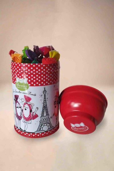 Boîte Sucettes aux Fruits