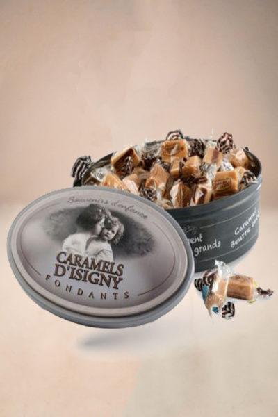Boîte Caramels Fondants, 250g