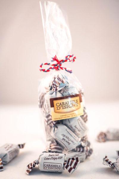 Sachet Caramels 100g