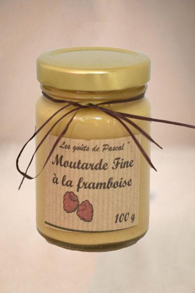 Moutarde à la Framboise 100g