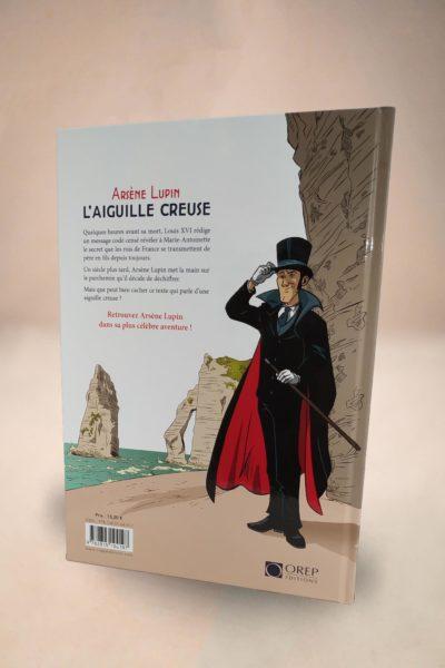 Arsène Lupin : L'aiguille...