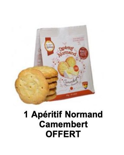 6 Petits Normands = 1 Apéro...