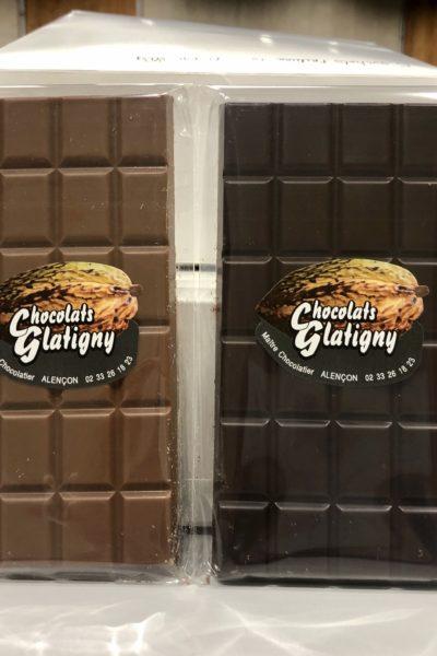 Tablettes de Chocolat artisanal...