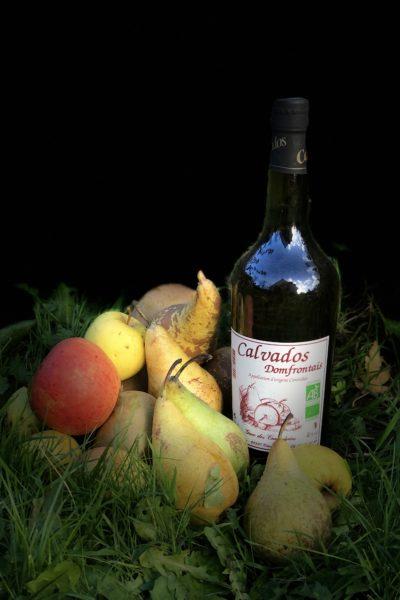 ☘️ Calvados de poire BIO
