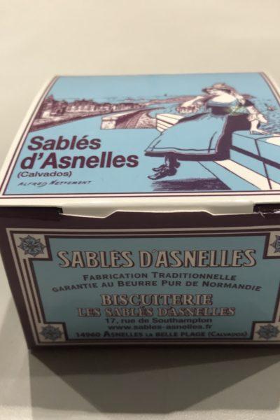 Pocket sablés d'Asnelles