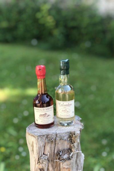 Mignonettes de Calvados et...