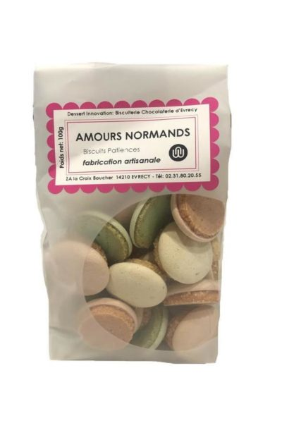 Croq' Normand, Amour...