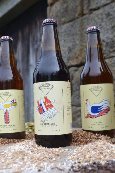 Mobsby's: Bière Artisanale