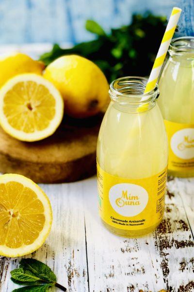 Citronnade Normande Mimouna