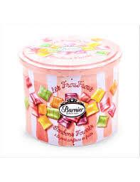 Boîte en métal bonbons Froufrous