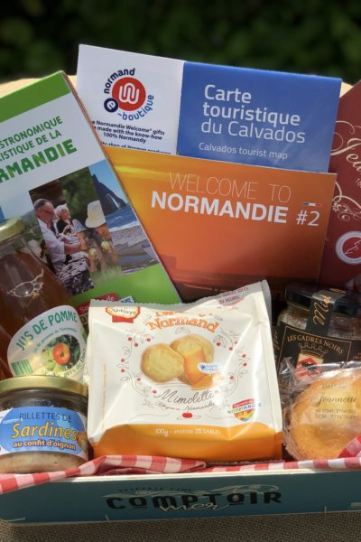Coffret Saveurs de Normandie